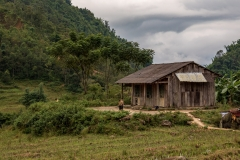 Muong Hoa Valley farmhouse