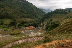 Farm, Muong Hoa Valley