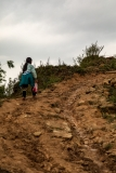 Hmong schoolchild