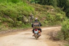 Heading to Su Pa Village