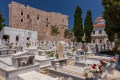 Graveyard, Curch of the Metamorphosis