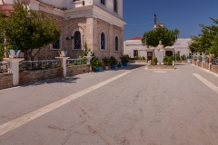 Pythagorion Square