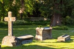 Churchyard, Much Wenlock
