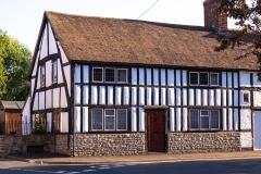 Timber-frame building, Much Wenlock