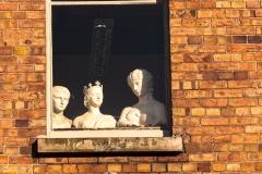 Sculptures, Much Wenlock