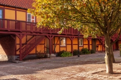 Timber-framed buildings, Ystad