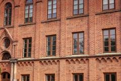 University buildings. Lund