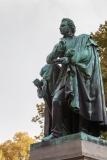 Esaias Tegner statue, Lund
