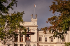 Main building, Lund University