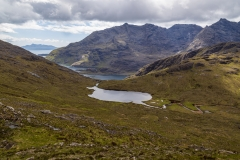 View from Sgurr Hain