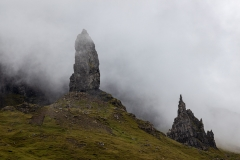 Old Man of Storr and Needle Rock