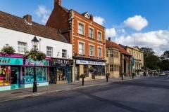 Magdalene Street, Glastonbury
