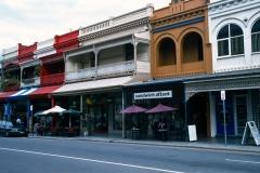 Adelaide street scene