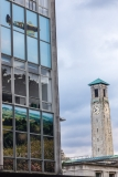 Civic Centre and Hampshire icons