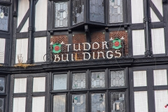 """Tudor Buildings"""