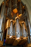 Hallgrimskirkja organ pipes