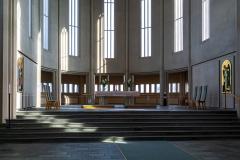 Altar in Hallgrimskirkja