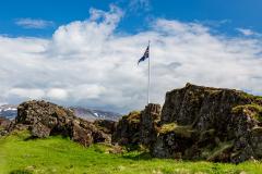 Lögberg site, Þingvellir