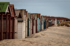 Beach huts, West Wittering