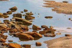 Rocks and Beach, Whitley Bay