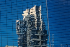 Buildiing reflection