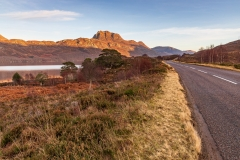 Slioch and Loch Maree