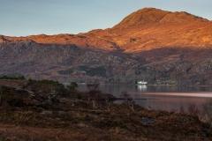 Sunset, Loch Maree