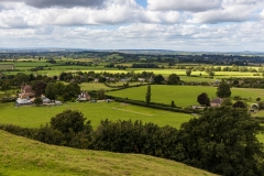 View from Corton Ridge