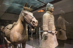 Terracotta Army, Pit 3