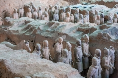 Terracotta Army, Pit 1