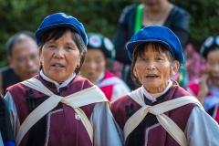 Naxi musicians