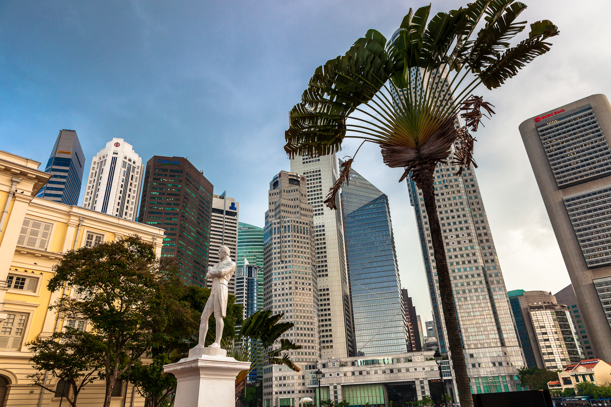 Hello Singapore! I'm Back!
