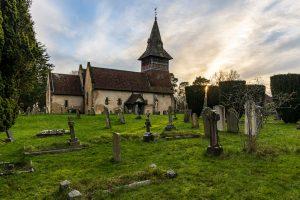 All Saints Church, Steep, Hampshire