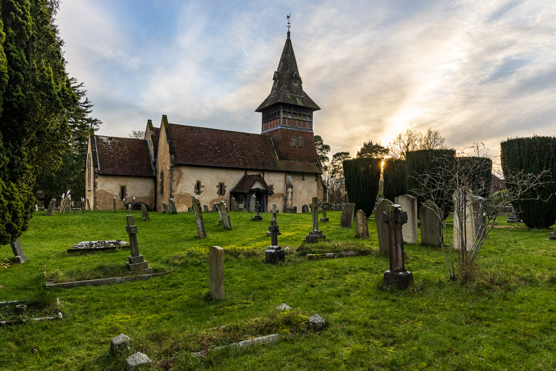 All Saints Church, Steep, Hampshire
