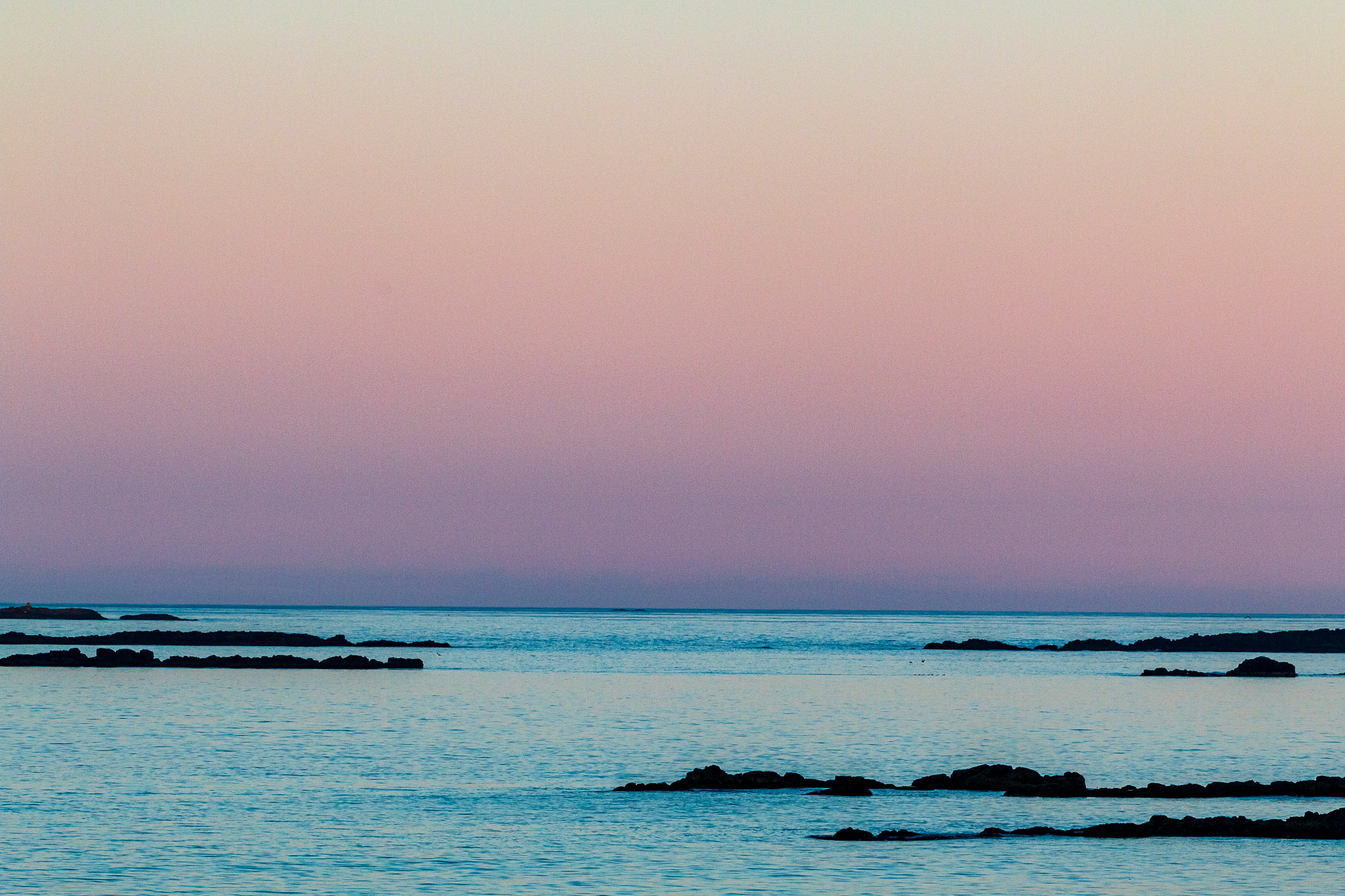 A pastel world