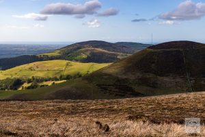 Clwydian Range, North Wales